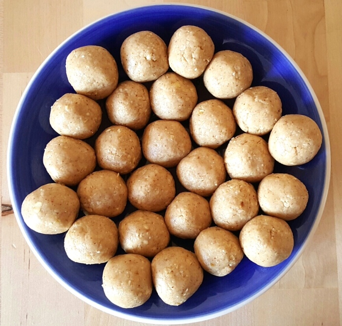 Bao balls 1