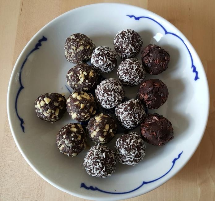 chilli truffles