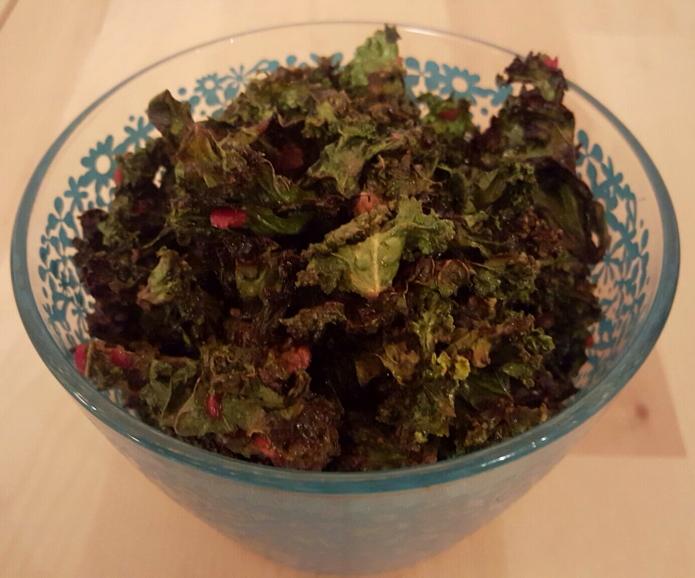 Kale crisps take 2d