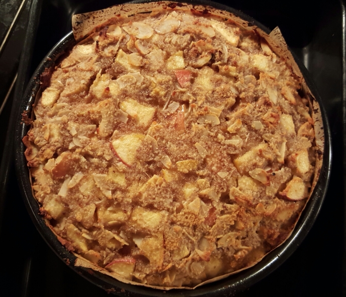 Apple cake 5