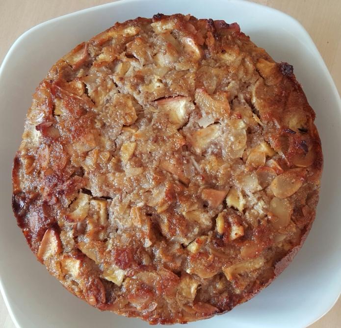 Apple cake 9