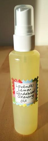 Cleanser oil 2