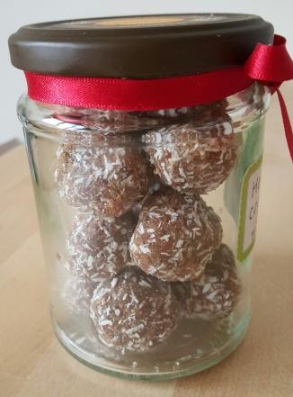 coconut truffles 7