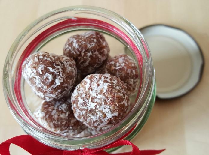 coconut truffles 9