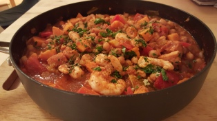 Spanish fish stew 2