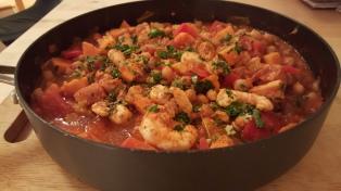 Spanish fish stew 2