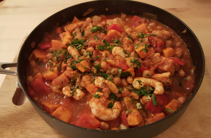 Spanish fish stew 5