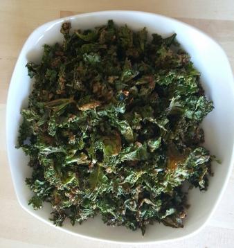 Cheesy kale 6