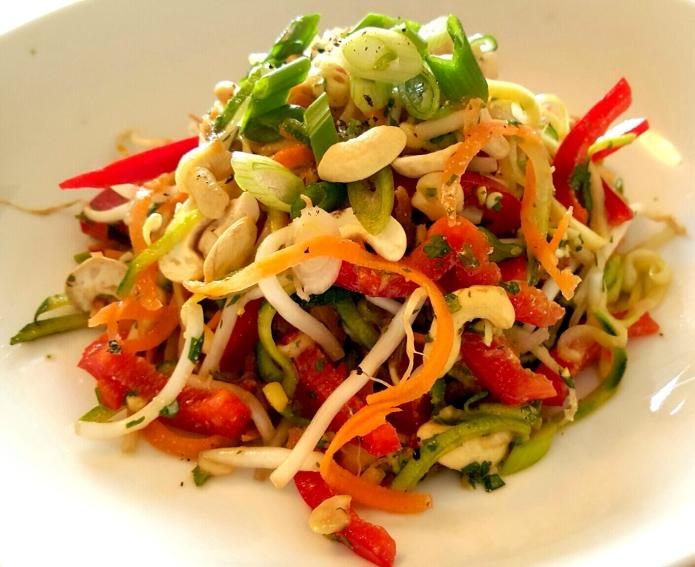 VThai salad 4