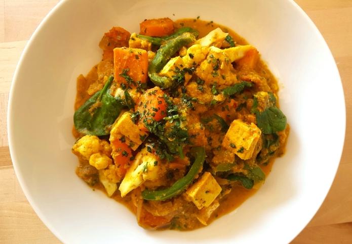 V curry 24