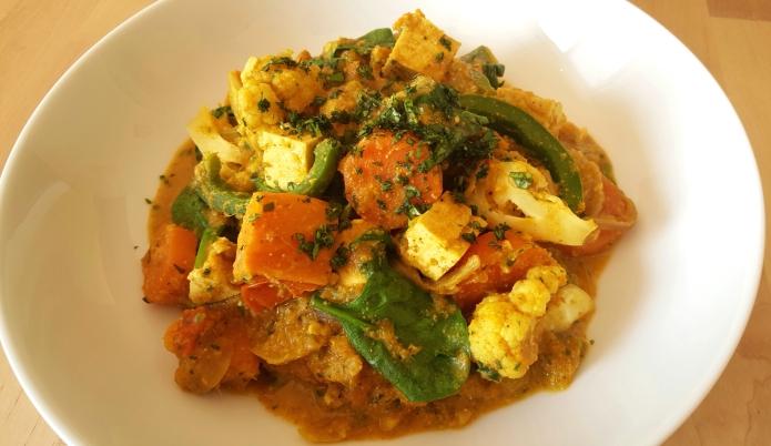 V curry 8