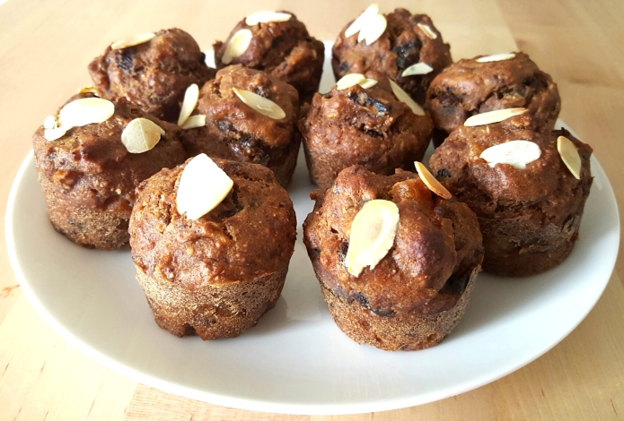 Fruit muffins 11