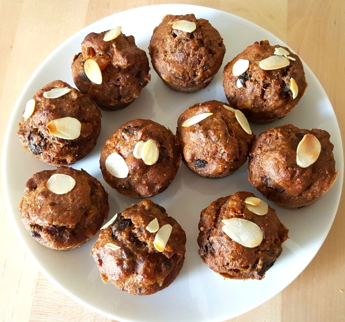 Fruit muffins 13