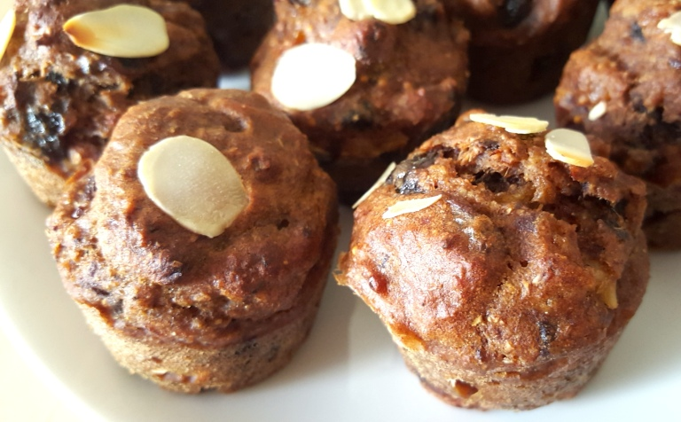 fruit cakes healthy fruit muffins