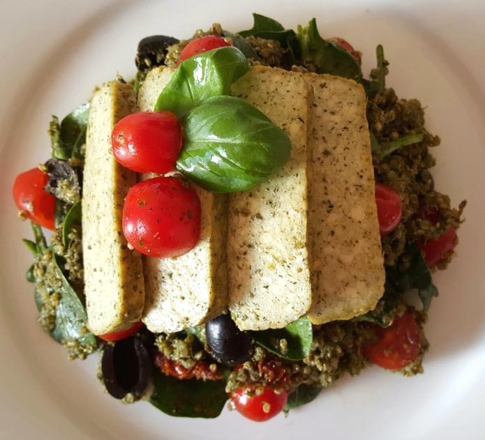 Pesto quinoa 25