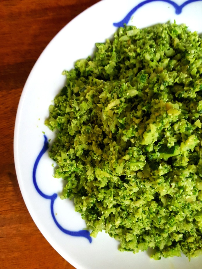 broccoli rice 3