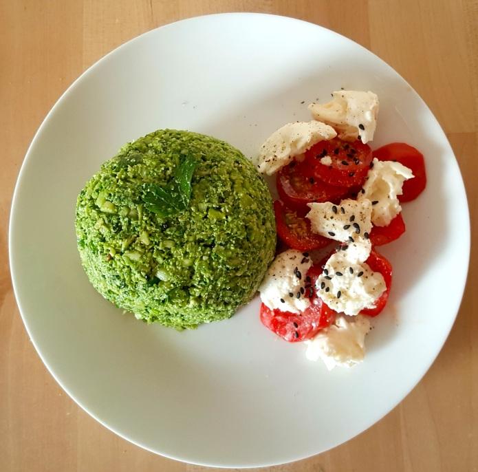 broccoli rice 7