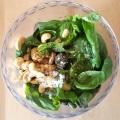 Broccoli rice pesto 18prep