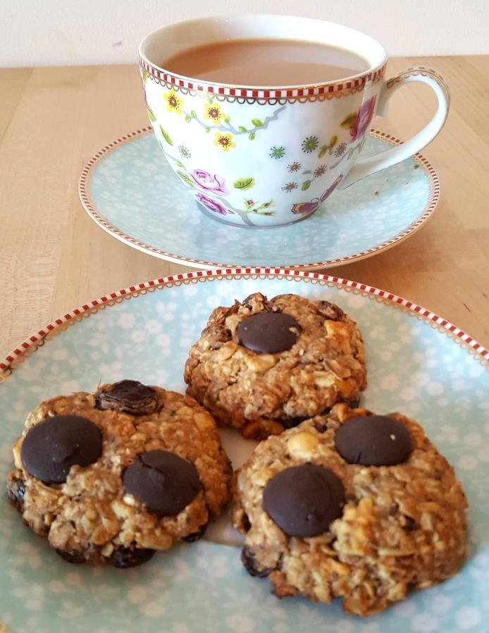 Muesli cookies 35