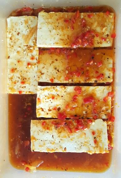 Orange tofu prep 2