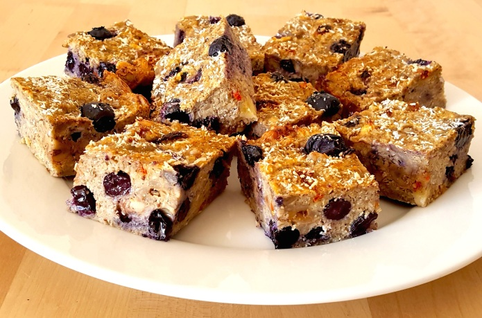 Blueberry bars 3
