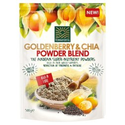 Goldenberry and chia