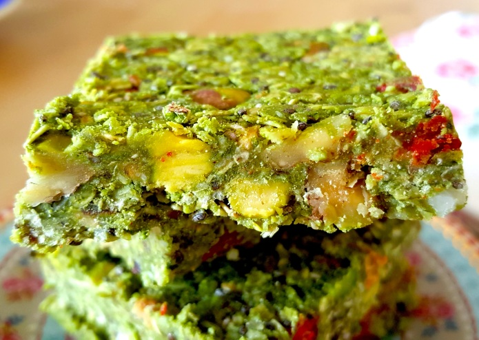 Greentea oatbars 22