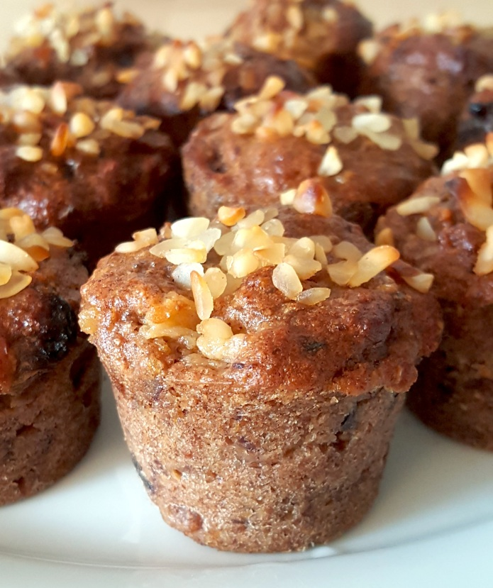 Goldenberry muffins 10