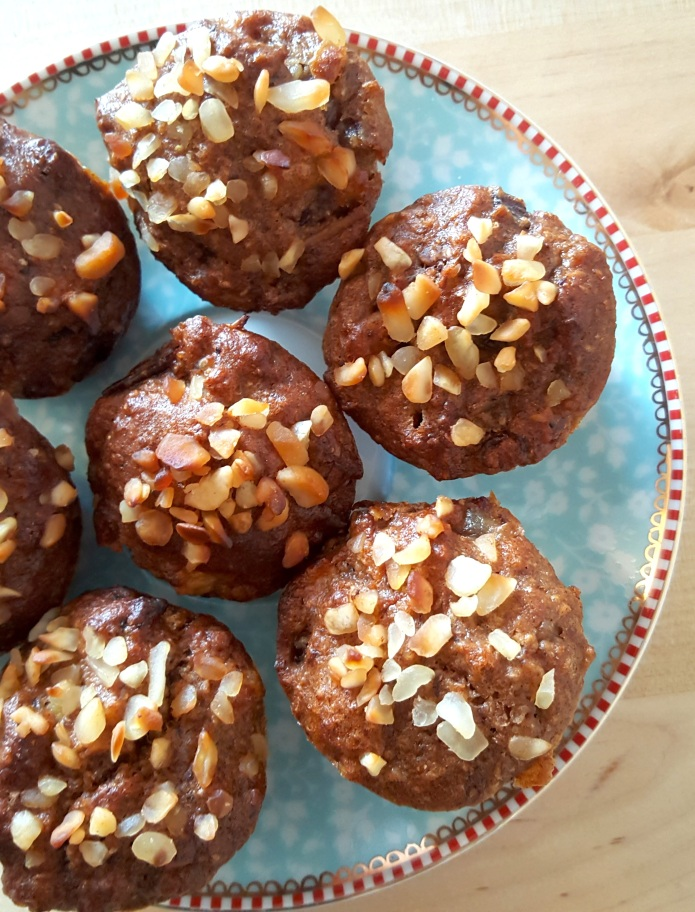 Goldenberry muffins 16