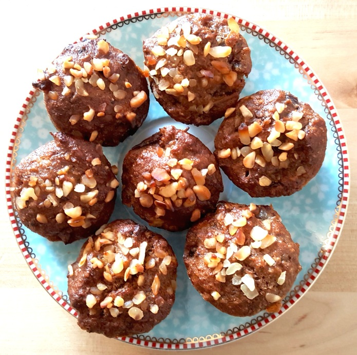 Goldenberry muffins 18