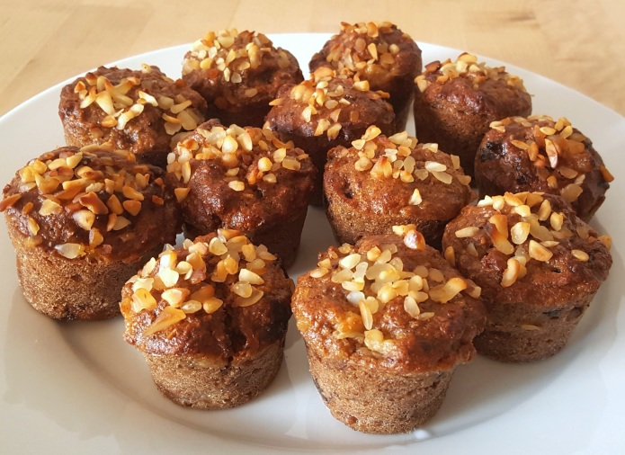 Goldenberry muffins 2