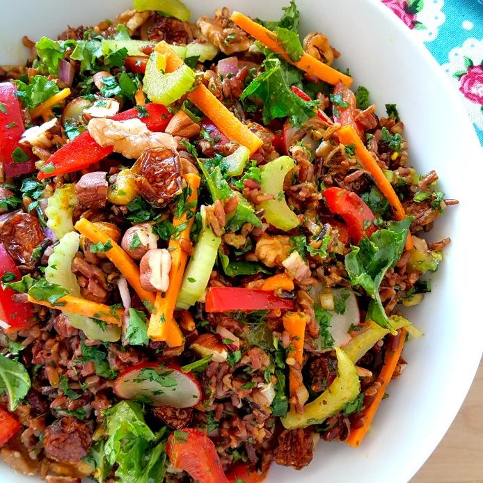 Rice salad 14