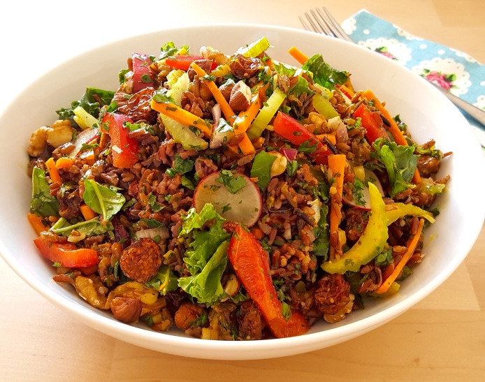 Rice salad 17