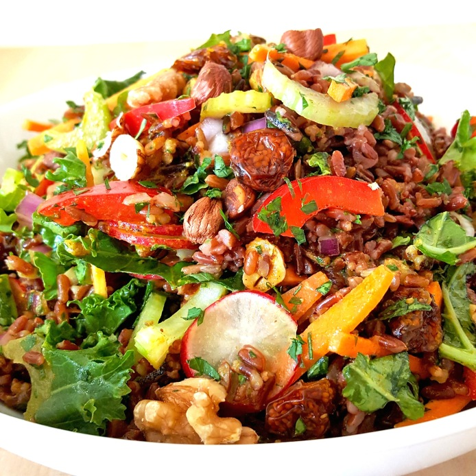 Rice salad 32