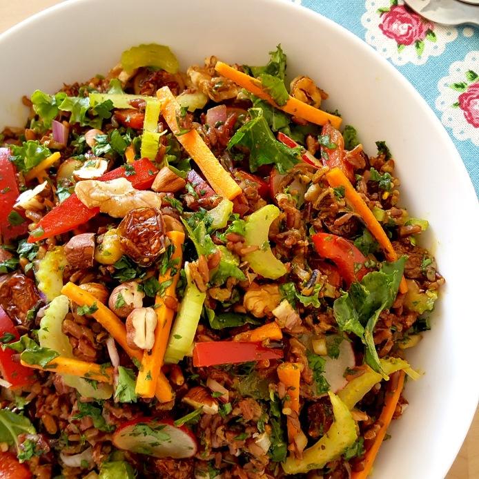 Rice salad 37