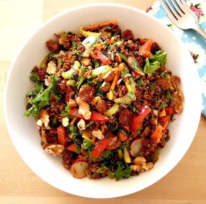 Rice salad 8