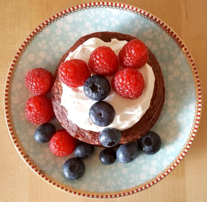 Acai pancakes 23
