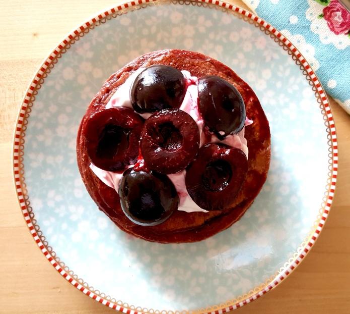 Acai pancakes 4