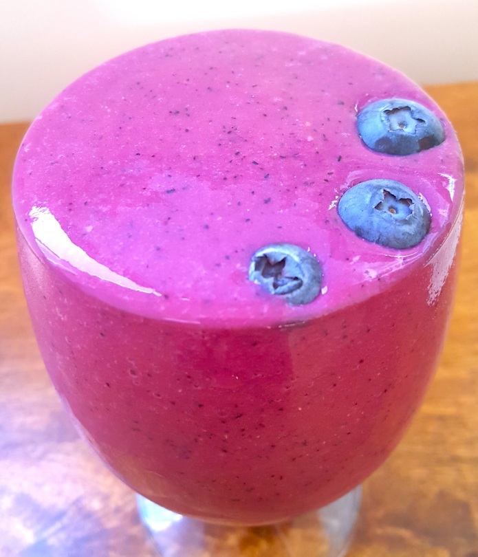 Beetroot smoothie 11