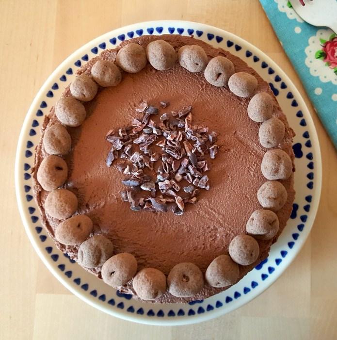 Choc tart 28