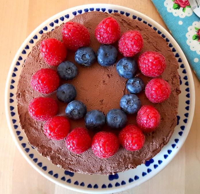 Chocolate tart 30