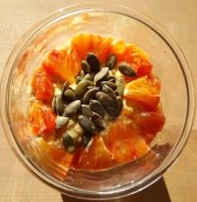 Orange chia prep 5