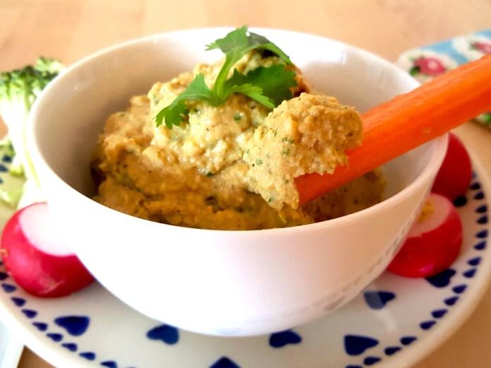 Moroccan hummus 11