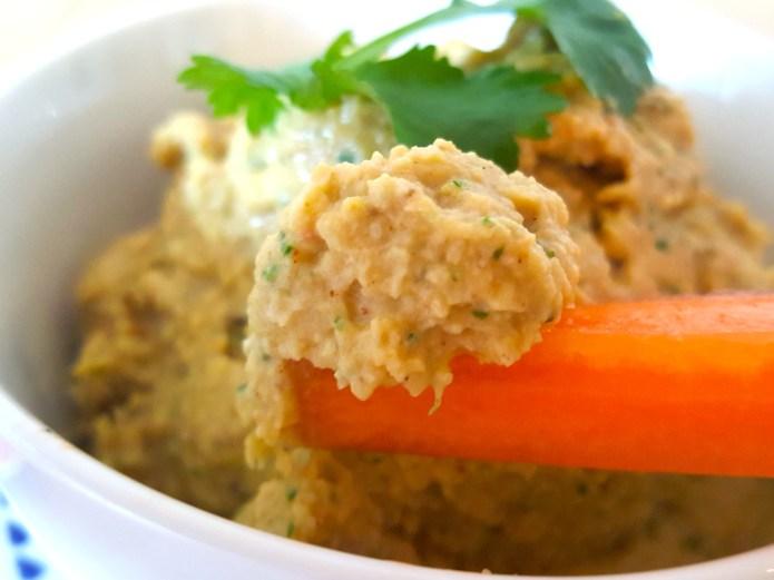 Moroccan hummus 12