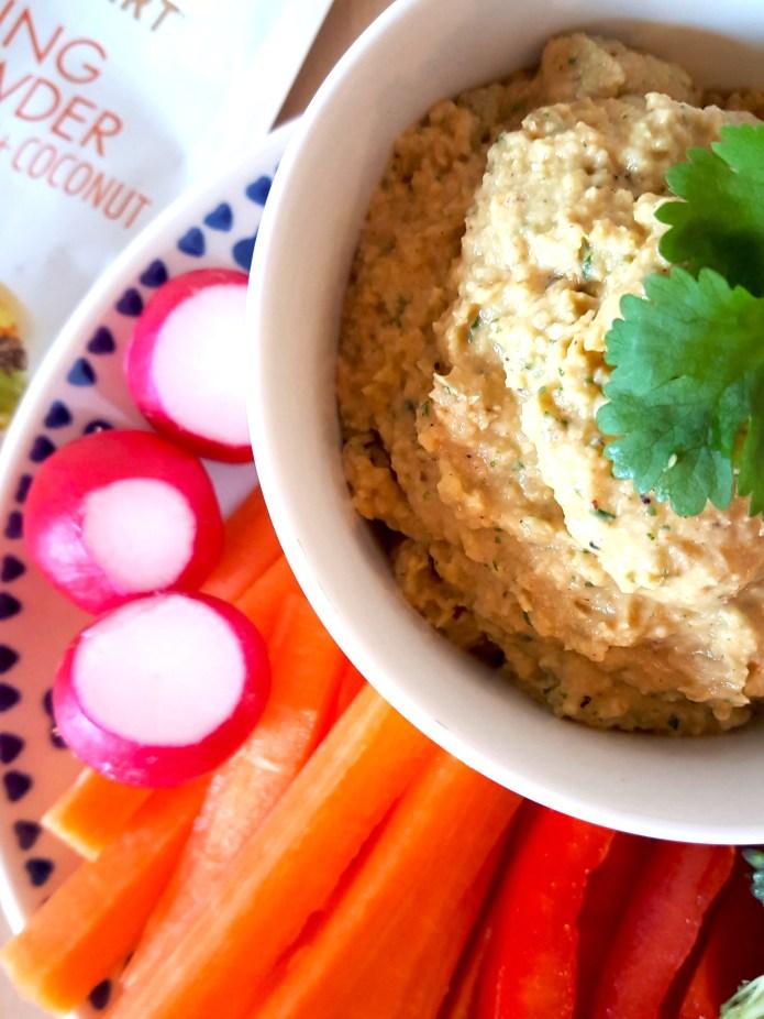 Morrocan hummus 7