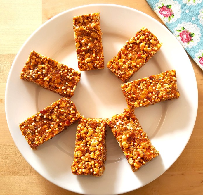 Quinoa bars 1