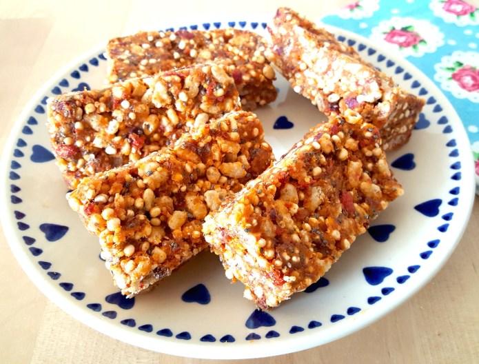 Quinoa bars 18