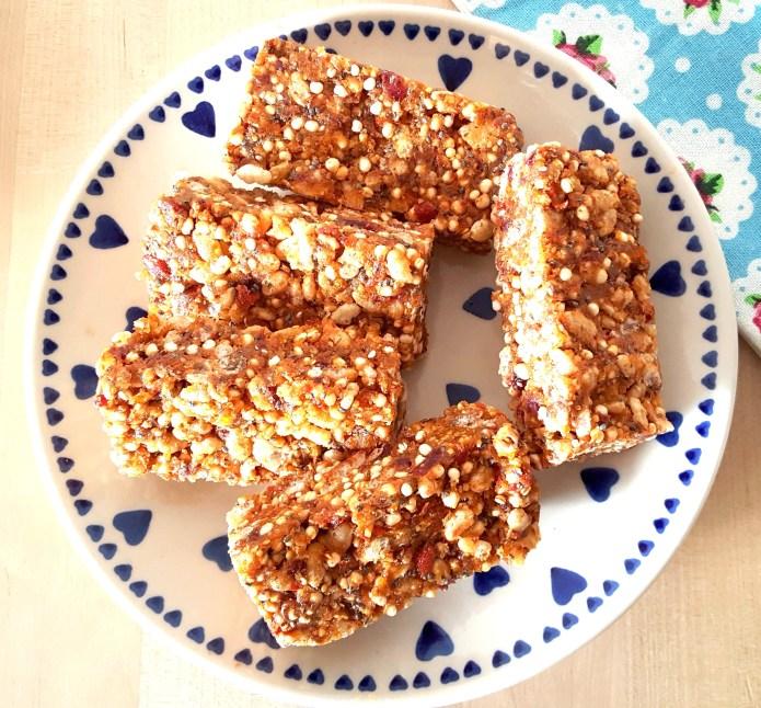 Quinoa bars 23