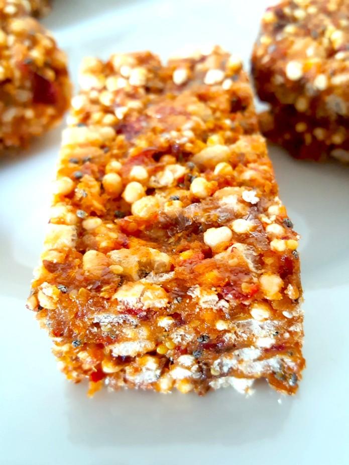Quinoa bars 4