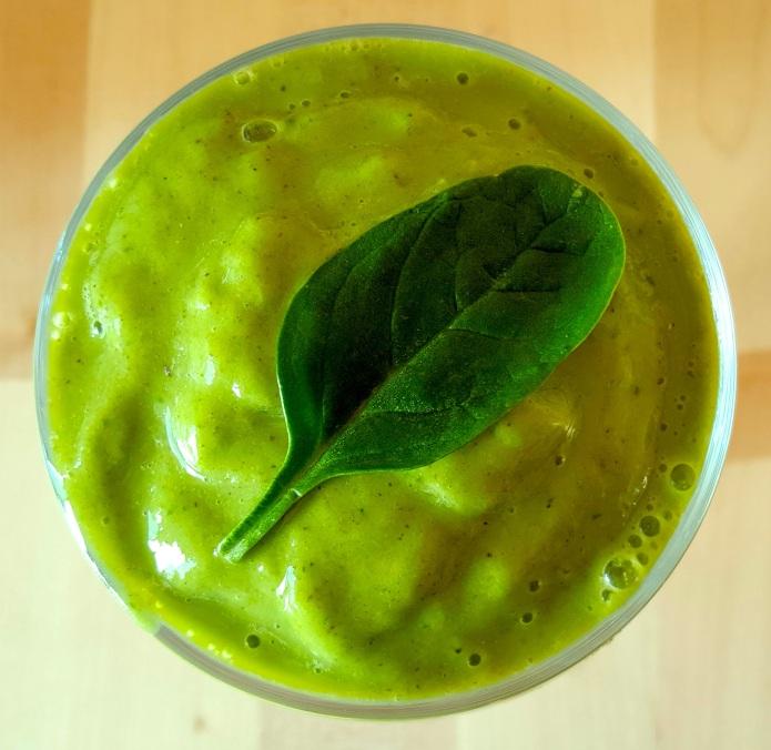 Mango spinach
